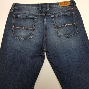 Lucky Brand Jeans Stark Sweet N Low Size 12 / 31